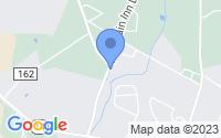 Map of Fountain Inn SC