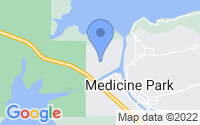 Map of Medicine Park OK