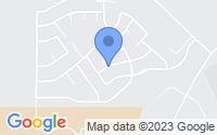 Map of Cottonwood AZ