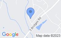 Map of Powdersville SC