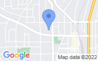 Map of Dalton GA