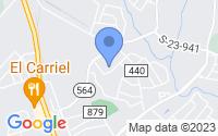 Map of Mauldin SC