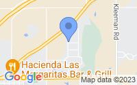 Map of Elgin OK