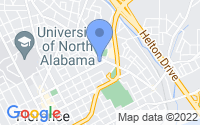 Map of Florence AL