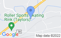 Map of Taylors SC