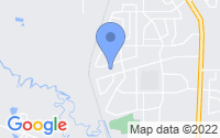 Map of Southaven MS