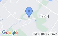 Map of Monroe NC