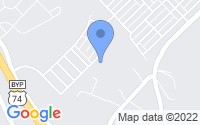 Map of Indian Trail NC