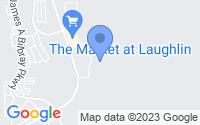 Map of Laughlin NV