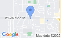 Map of Norman OK