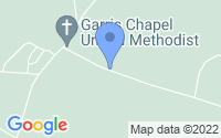 Map of La Grange NC