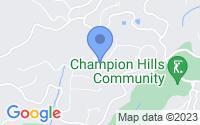 Map of Hendersonville NC