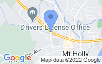 Map of Mount Holly NC