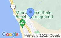 Map of Morro Bay CA