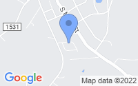 Map of Broadway NC
