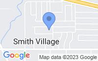 Map of Del City OK