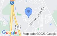 Map of Cornelius NC