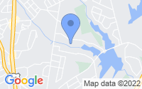 Map of Kannapolis NC