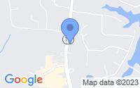 Map of Denver NC