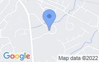Map of Greenville NC