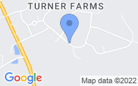 Map of Garner NC