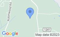 Map of Newton NC