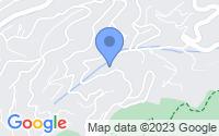 Map of Gatlinburg TN