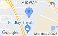 Map of Henderson NV
