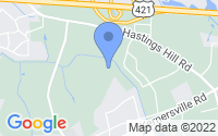 Map of Kernersville NC