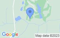 Map of Summerfield NC