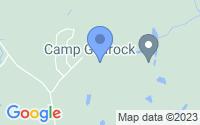 Map of Reidsville NC