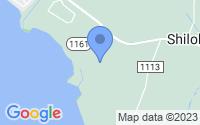 Map of Camden NC