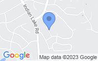 Map of Hendersonville TN