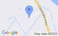 Map of Currituck NC