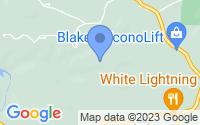 Map of Lampe MO