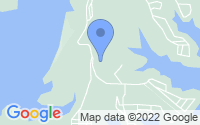 Map of Kimberling City MO