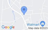 Map of Marion VA