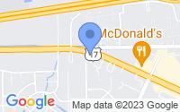 Map of Chesapeake VA