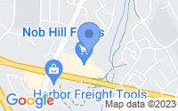 Map of Watsonville CA