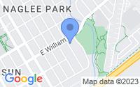 Map of San Jose CA
