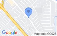 Map of San Mateo CA