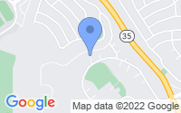 Map of San Bruno CA