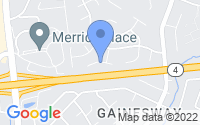 Map of Lexington KY