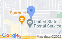 Map of Suisun City CA