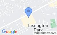 Map of Lexington Park MD