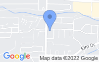 Map of Arnold MO