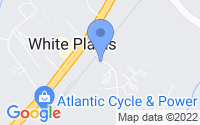 Map of White Plains MD