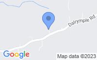 Map of Sunderland MD