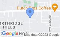 Map of Fair Oaks CA