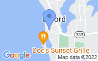 Map of Oxford MD